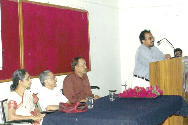 Felicitation of Senior Doctors