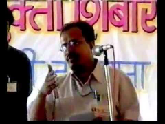 Alcohol De-Addiction Camp On Soyegaon 26-Jan-2007 by Dr.L.R.Khan
